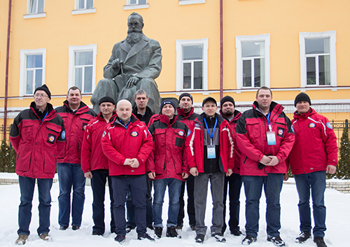 The 23rd Ukrainian Antarctic Expedition goes to Akademik  Vernadsky station