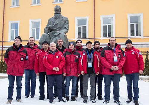 На станцію академік вернадський їде 23-я українська антарктична експедиція