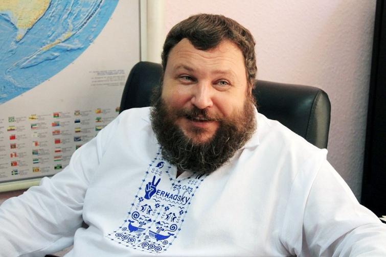 Президент України нагородив керівника НАНЦ Євгена Дикого орденом «За мужність» ІІІ ступеня