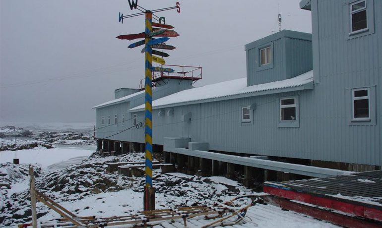 Проводжаємо в Антарктиду учасників 24 УАЕ. Прес-конференція 25 березня