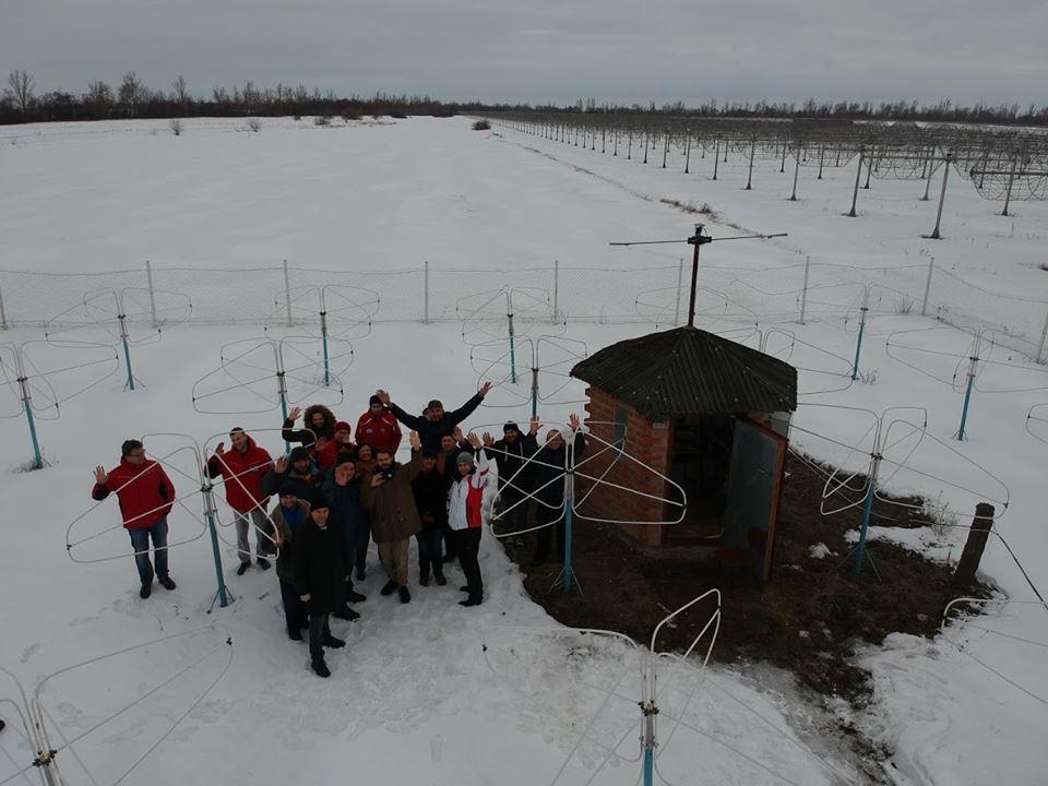 Учасники 24 УАЕ закінчили тренування перед відправкою в Антарктиду