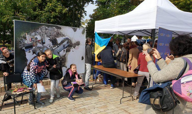 Учені НАНЦ взяли участь у науковому пікніку в Києві