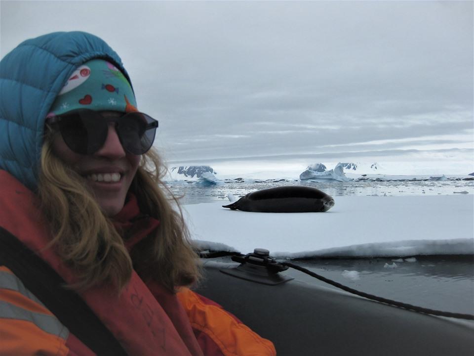 Грант SCAR на новаторські дослідження Південного океану отримала наукова співробітниця НАНЦ Марія Павловська