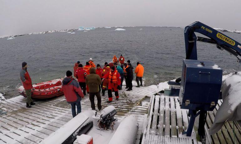 Український науковий слід в Антарктиді. Мініфільм від KyivPost