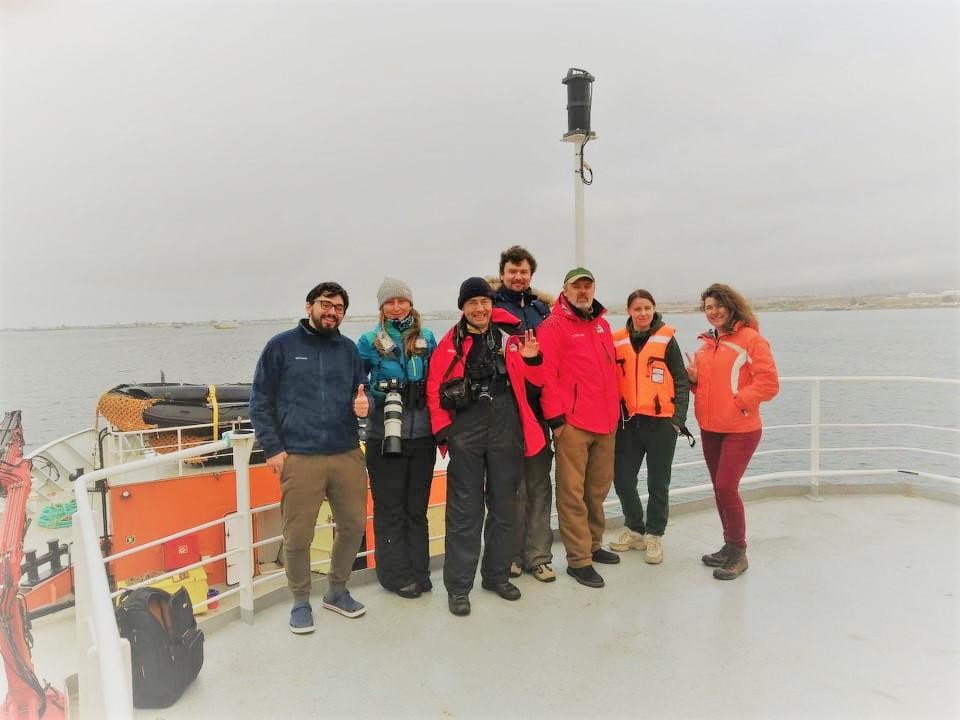 24 УАЕ дісталася Чилі, дипломати шукають варіанти, щоб доправити полярників до Європи