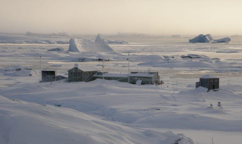 До 25-річчя станції «Академік Вернадський». Побачила світ книга академіка С. Комісаренка «Моя Антарктида»