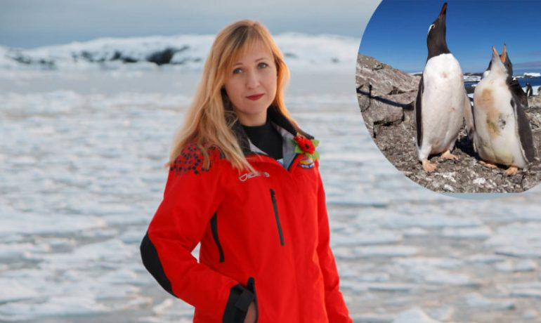 Interview: Vernadsky Research Base turns 25: how is life in Antarctica?