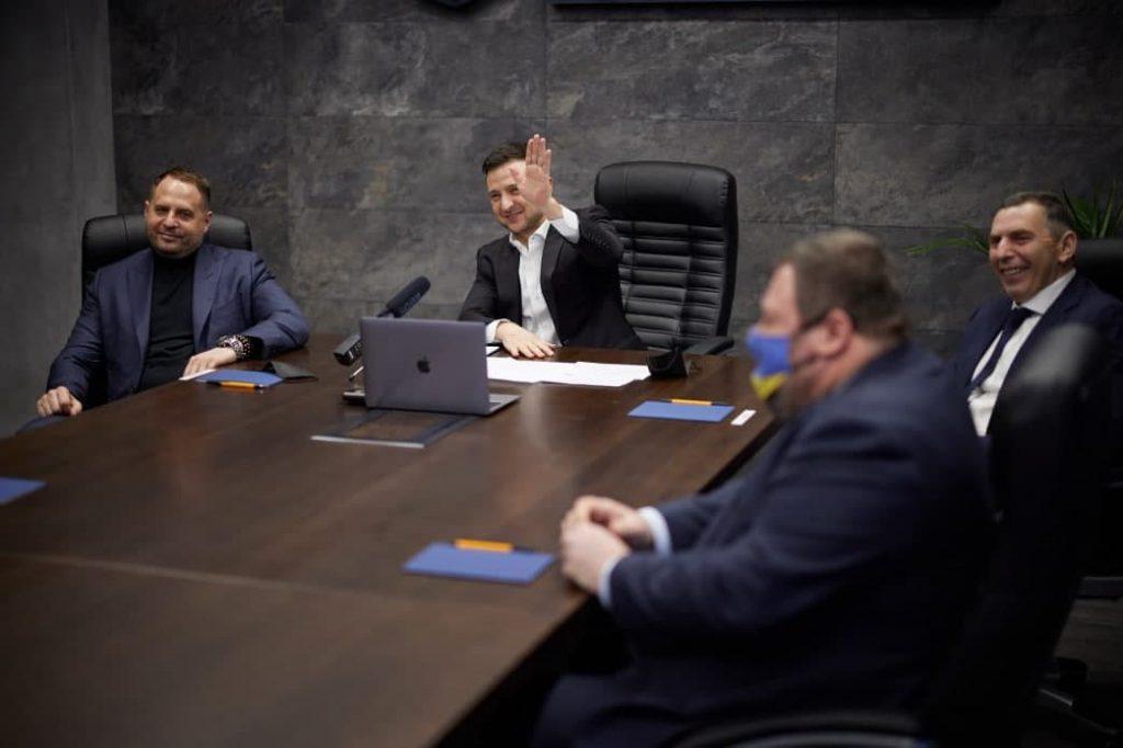 Президент поспілкувався з українськими полярниками
