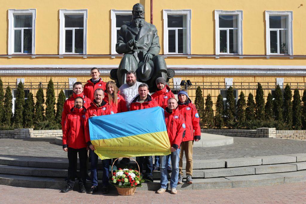 Склад 26-ї Української антарктичної експедиції
