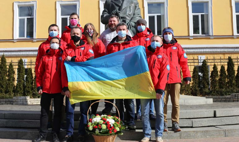 With a record holder base commander and new ideas: the 26th Ukrainian Antarctic Expedition is leaving for overwintering at Vernadsky station