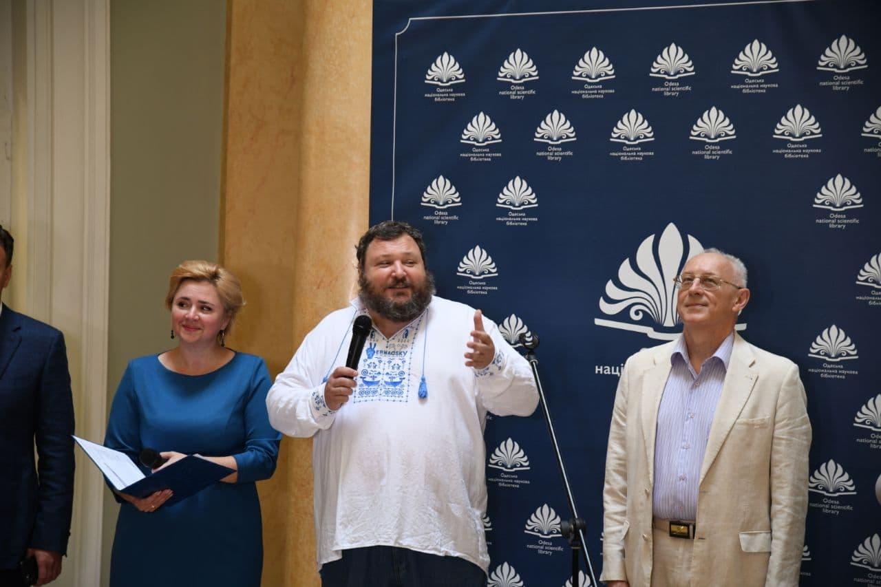 Антарктида приїхала в Одесу: відвідати унікальну виставку можна в науковій бібліотеці до 31 серпня