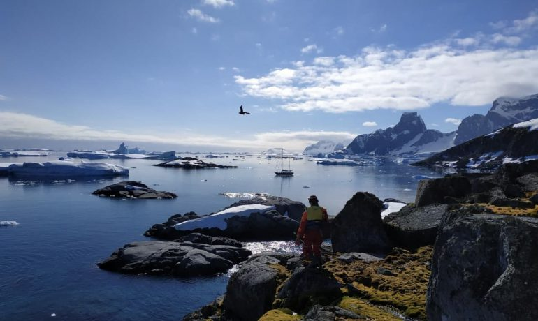 Minimizing tourist impact on the Argentine Islands ecosystem, Antarctic Peninsula, using visitor site guidelines approach for Vernadsky station area