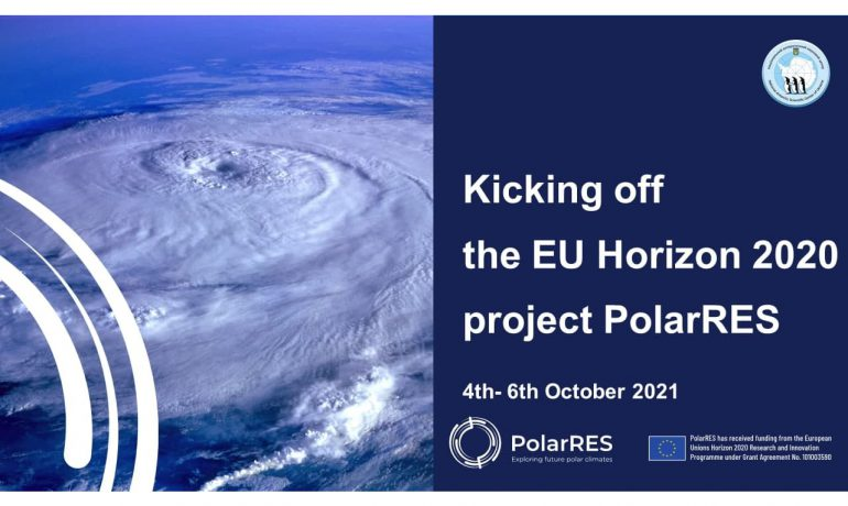 HORIZON 2020 project is launched, in which NASC scientists together with colleagues from other countries will study the future climate of the Polar Regions